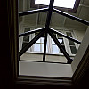Shaped Skylight - Glass Replacement