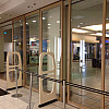 Mall Sliding Aluminum Door System