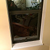 65255 living room glass replaced bottom ALUMINUM GLASS WINDOW