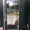 69394 ALUMINUM GLASS PULLING DOOR