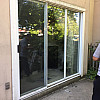 77948 new aluminum glass window installed