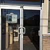 77961 ALUMINUM GLASS SWINGING DOOR