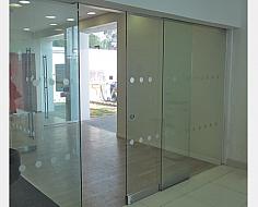 Standard Sliding Glass Doors