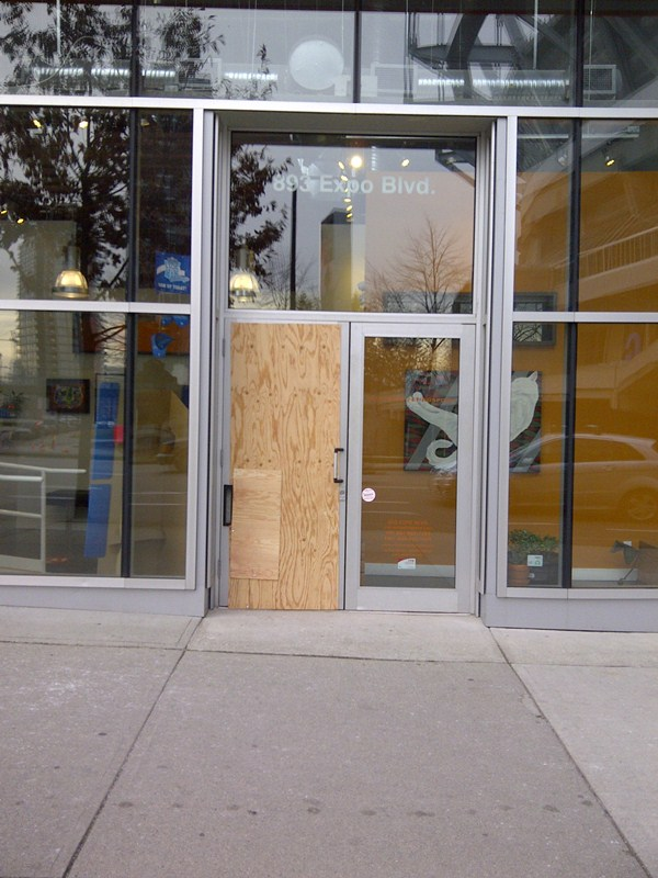 Aluminum Commercial Storefront Glass Doors 600 x 800