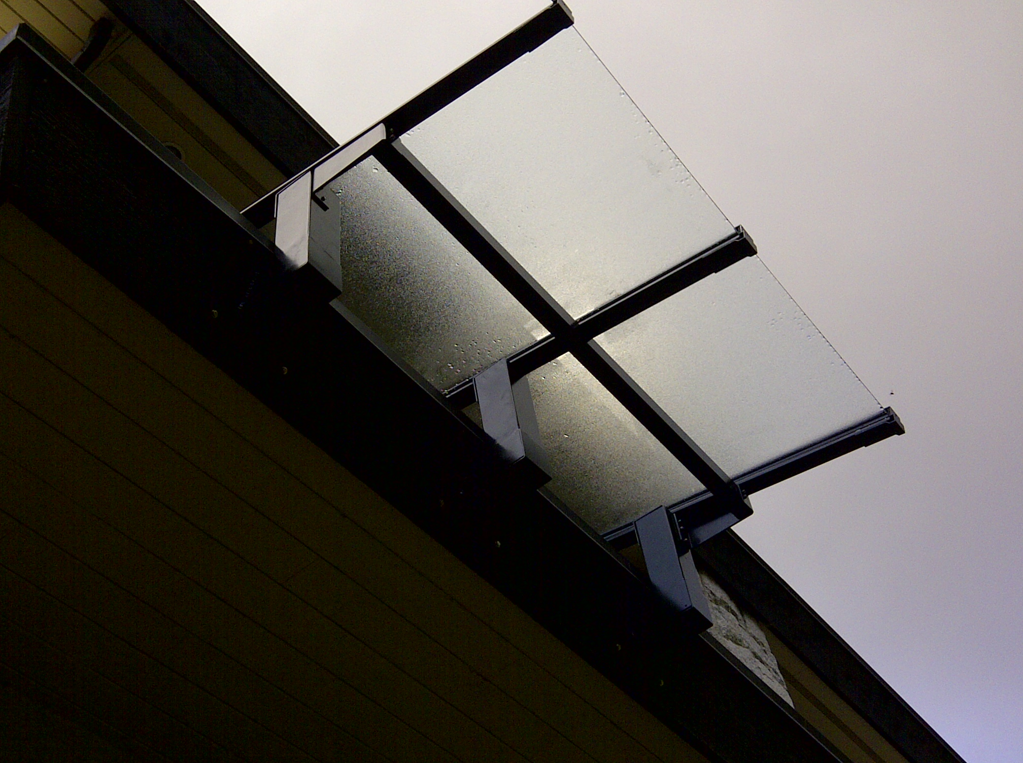 Glass Canopy Vancouver Repair Replace Installation