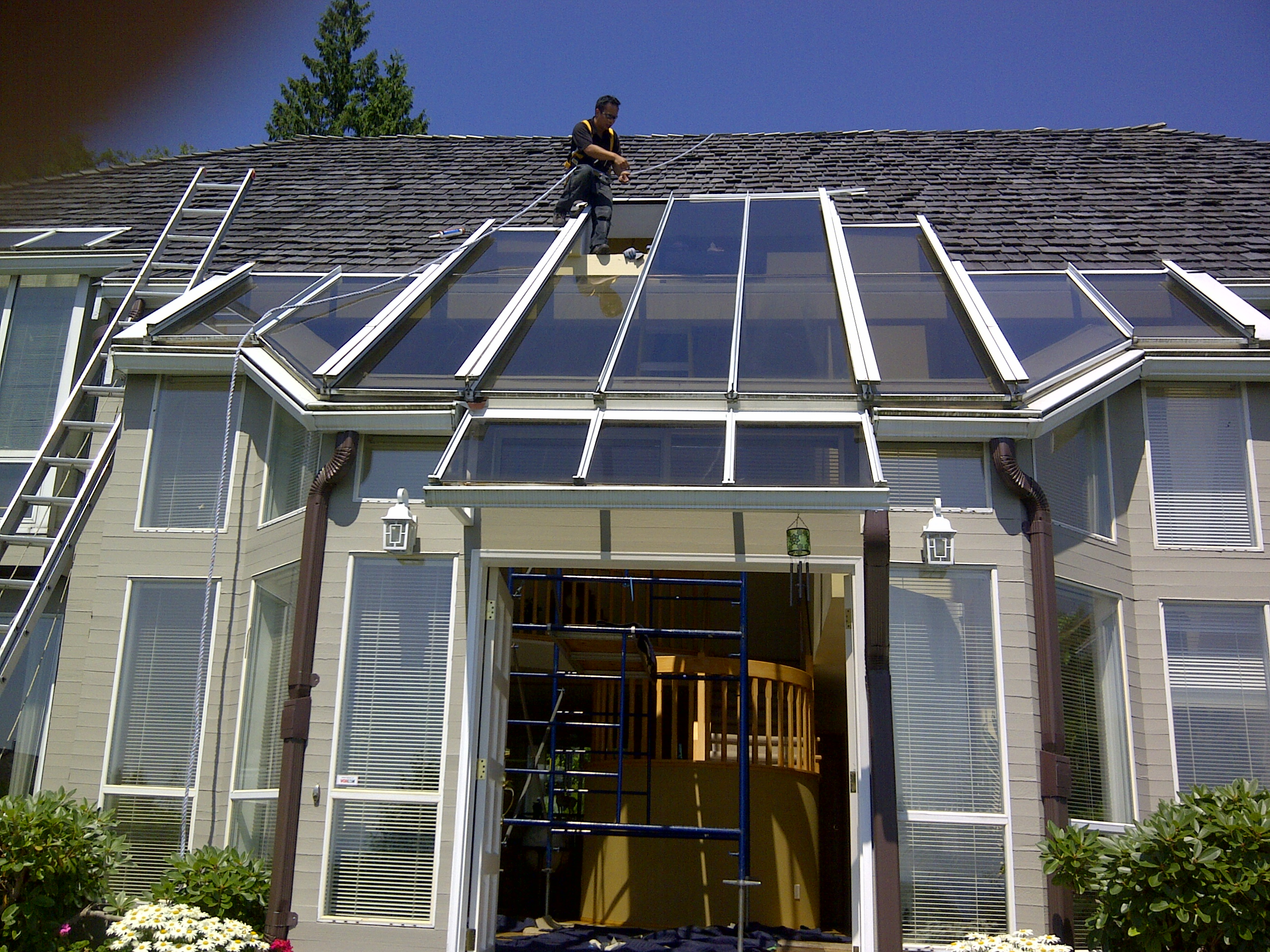 Skylight Vancouver Repair Replacement Installlation