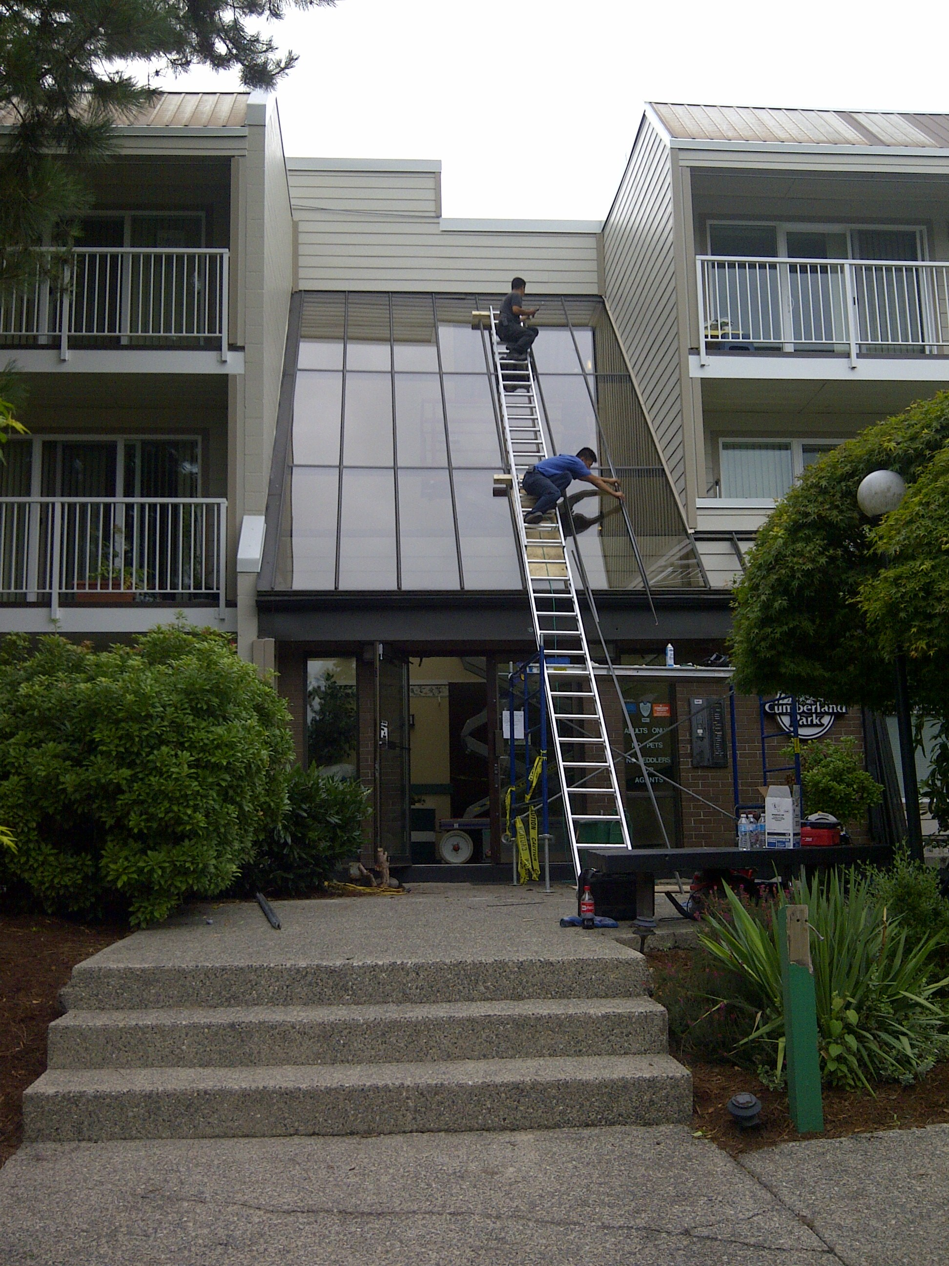 In System Skylights : Skylight vancouver repair replacement installlation