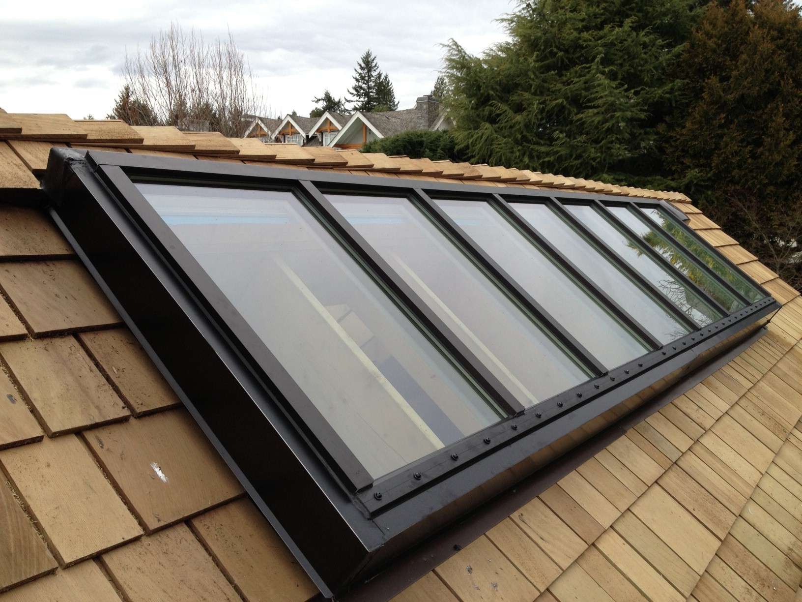 Skylights Roof Glass System Repair Replacement Or New