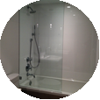 glass shower door for residential building in vancouver, west vancouver, north vancouver, vancouver west, downtown vancouver, burnaby, richmond, new westminster, delta, surrey and langley