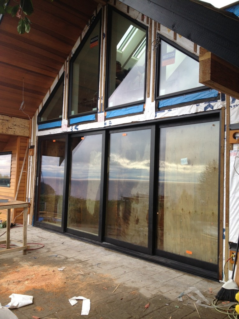 Sliding aluminum door vancouver repair replace and for Sliding glass doors vancouver