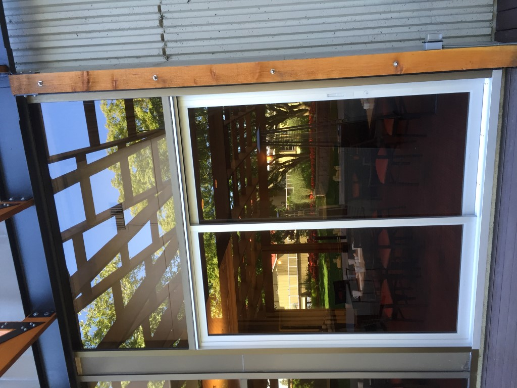 Commercial glass canopy repair in vancouver b c for Commercial entry doors