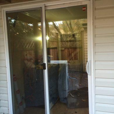 64404 done ALUMINUM GLASS SLIDING DOOR