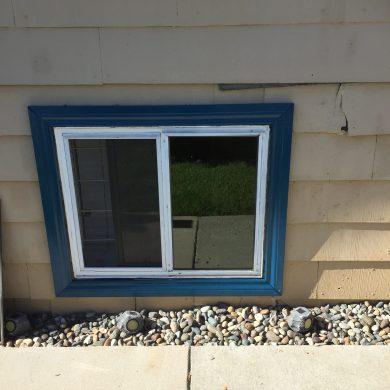 77708 ALUMINUM GLASS WINDOW