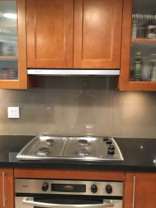 Glass Replacement -Temper Back painted Standard Backsplash