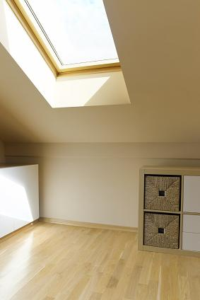 glass skylight and sunrooms