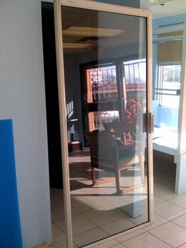 residential glass door repair