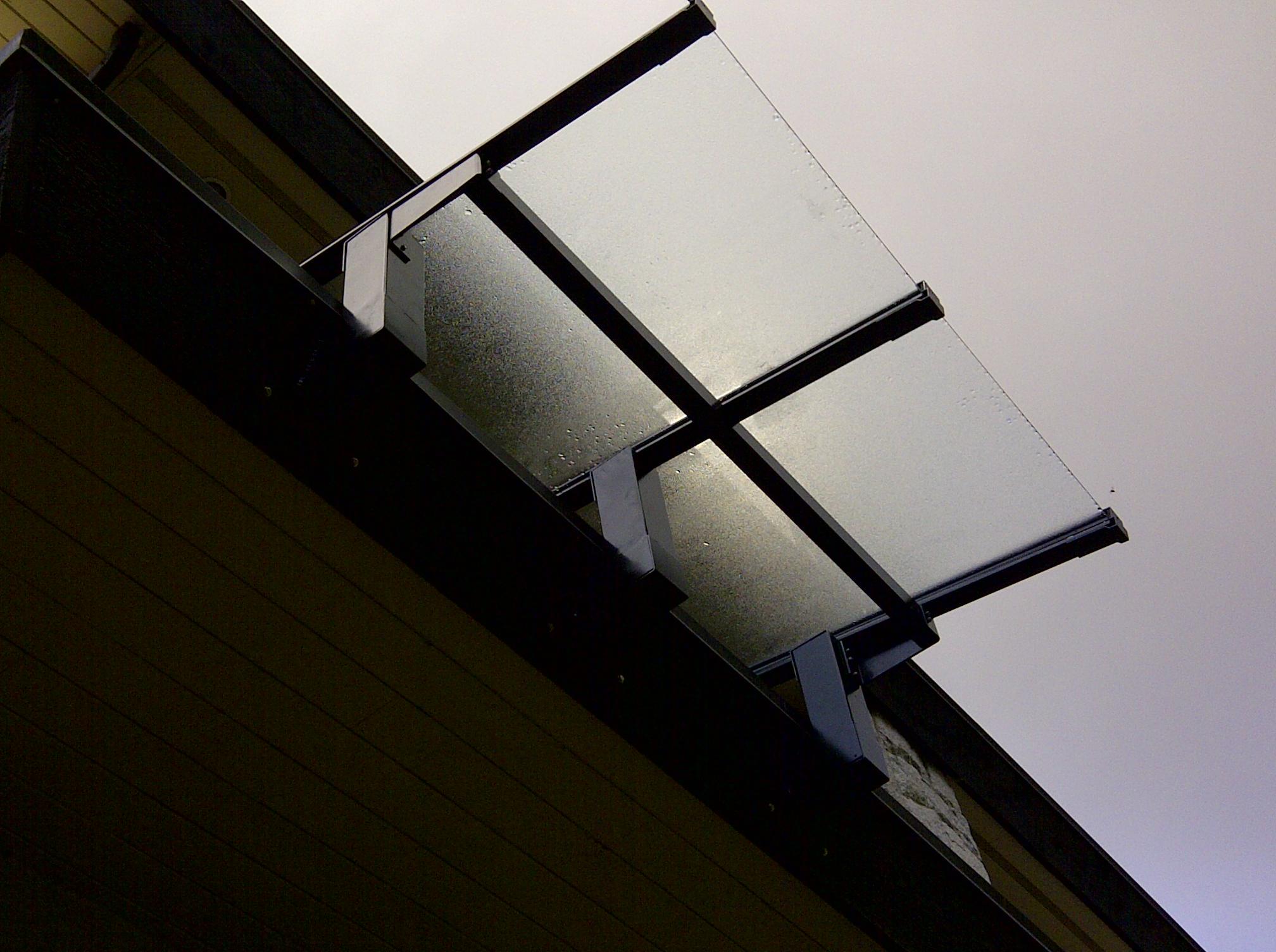 brand new aluminum canopy system