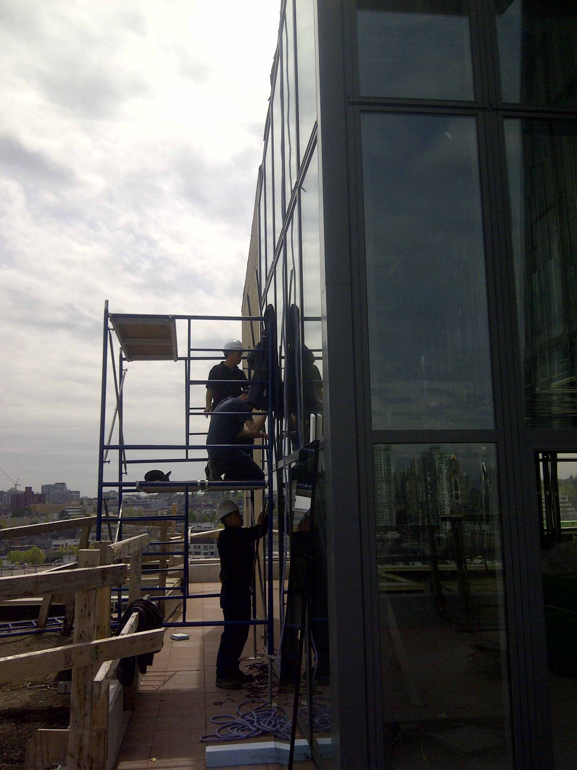 residential glass window replacement
