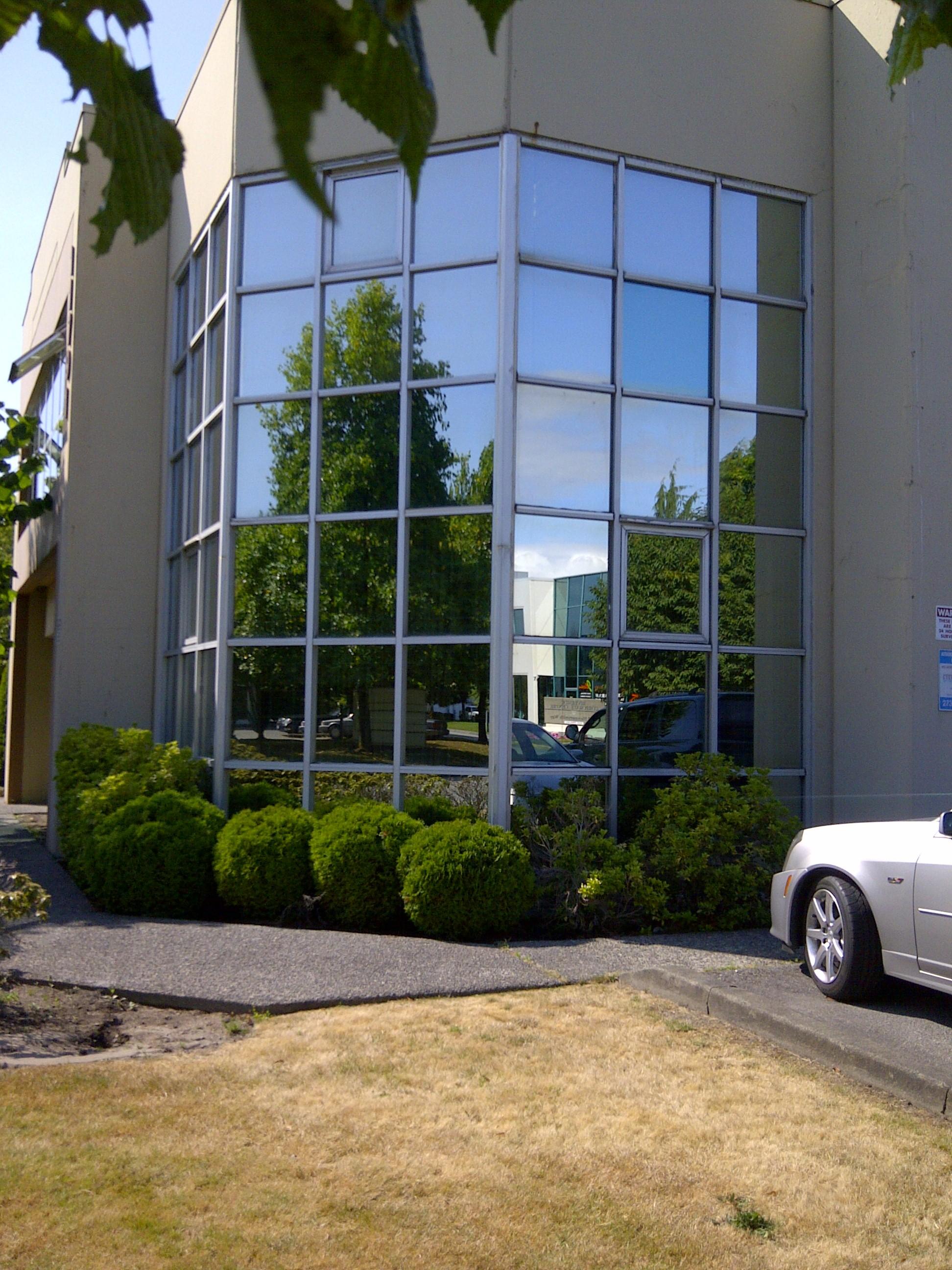commercial building windows repair