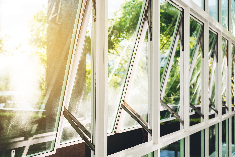 Commercial Vent Windows