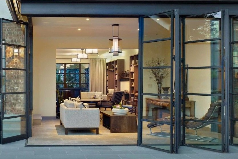 Residential Folding Doors