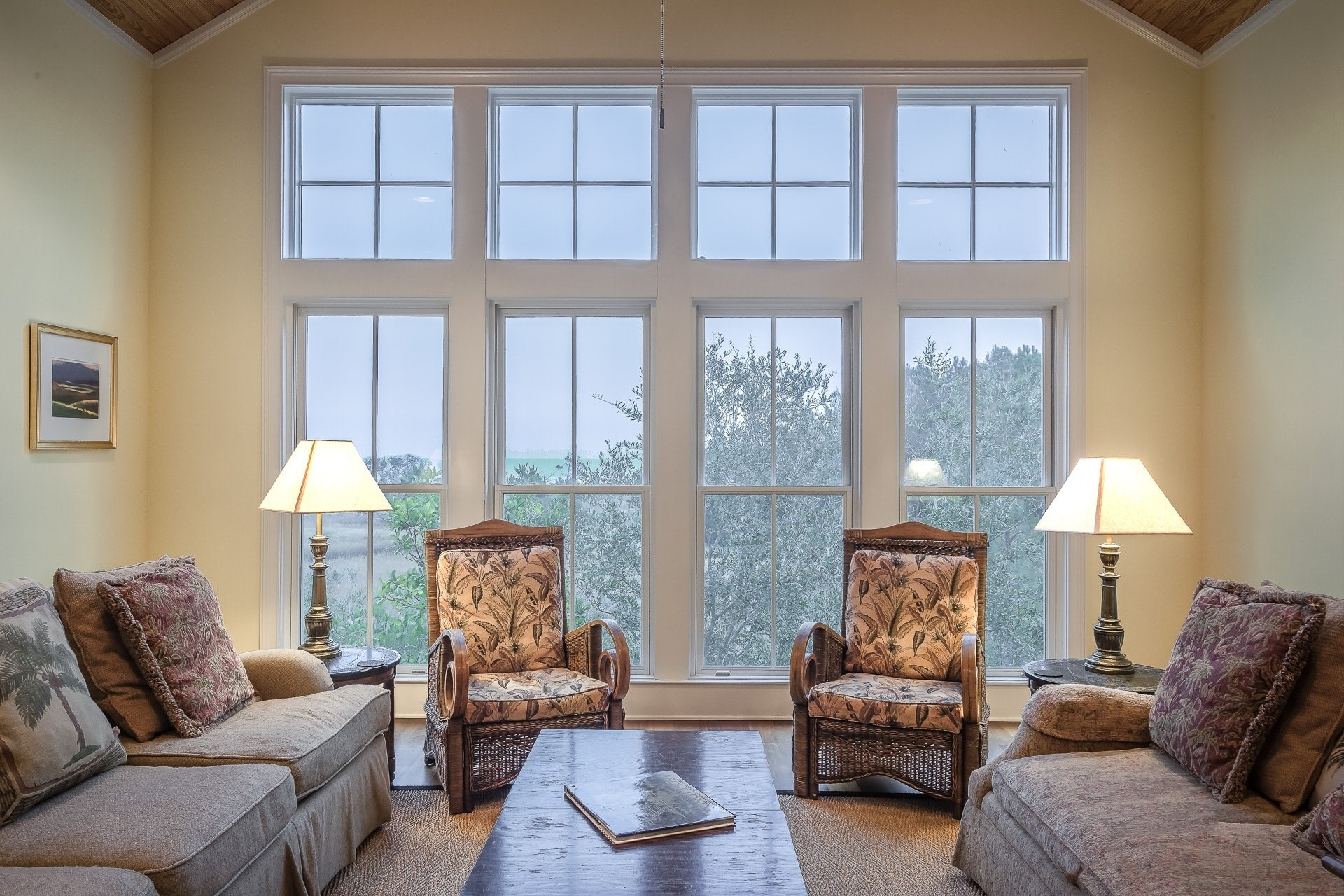 Residential Fixed Glass Windows